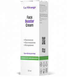 La Mirange Face Booster Cream. Mixed skin